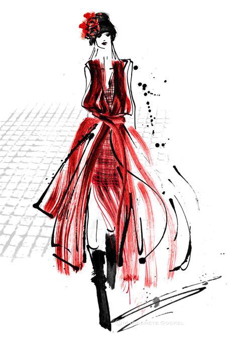 fashion illustration agency margarete gockel eye illustration agency