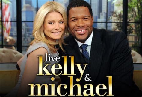 Live With Kelly Michael   could regis philbin join kelly ripa on live after
