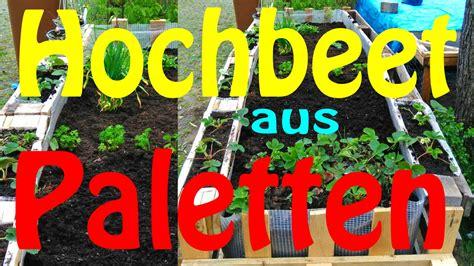 Hochbeet Aus Europaletten 3132 by Diy L Hochbeet L Aus Paletten L