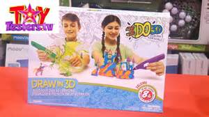 ido design i do 3d toytesters tv take brand new ido3d pens on