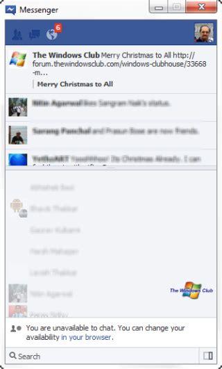 trasforma facebook in windows 7 official facebook messenger for windows 7 free direct