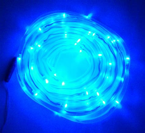 Solar Powered Led Rope Lights Solar Power Led Rope Light 100 Led Lights 10m Garden Light