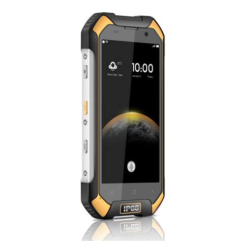 blackview bv6000 android 6 0 phone w 3gb ram 32gb rom black free shipping dealextreme