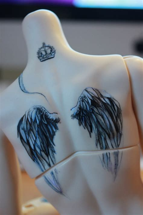 tattoo design tutorial best 25 broken wings ideas on broken