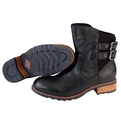 muck shoes s muck verona waterproof leather boots 658173