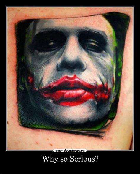 imagenes de joker why so serious im 225 genes y carteles de joker pag 157 desmotivaciones