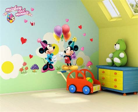 mickey mouse clubhouse bedroom beautiful mickey mouse clubhouse bedroom with sticker on wall