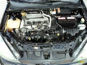 Ford Focus Engine 2004 Ford Focus Zts Sedan Engine Photos Gtcarlot