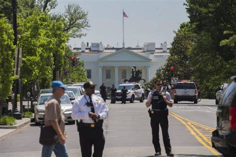 parking near white house secret service arrests man after drone flies near white house uas vision
