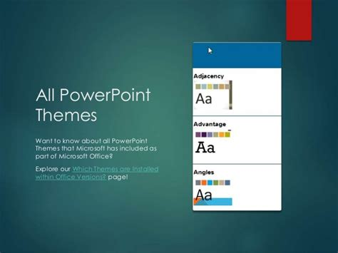 themes definition powerpoint ion theme in powerpoint