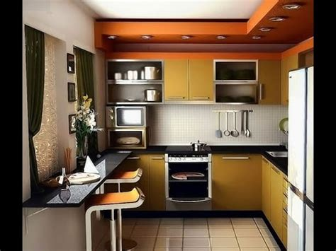 simple  small kitchen design ideas  small space youtube