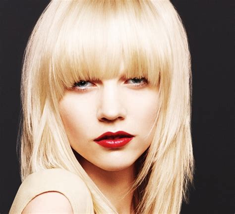 ponytail with bangs glam radar 10 kinds of bangs and ways to wear them glam radar