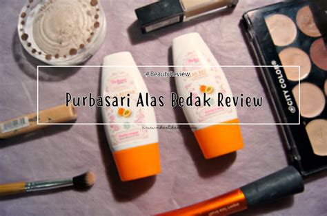 Review Dan Harga Foundation Purbasari the rainbow days indonesia