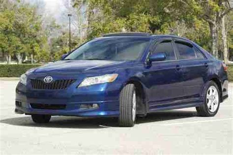 2007 Toyota Camry Sport by Buy Used 2007 Toyota Camry Se Sport 4cyl 2 4l Great