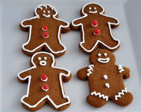 Gingerbread Decoration Ideas by Beki Cook S Cake Gingerbread Cookie Recipe