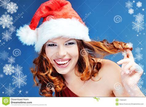 santa s helper santa helper stock image image 11625421