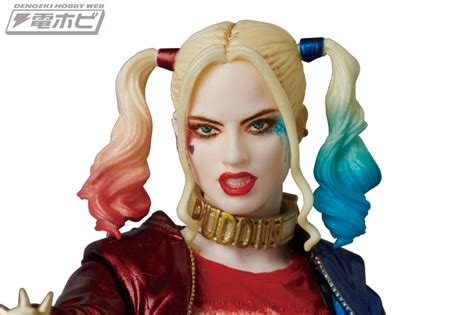 Mafex Harley Quinn Dress Ver 26 9 2016 玩具新聞報導 玩具日報資料庫 toysdaily 玩具日報 powered by