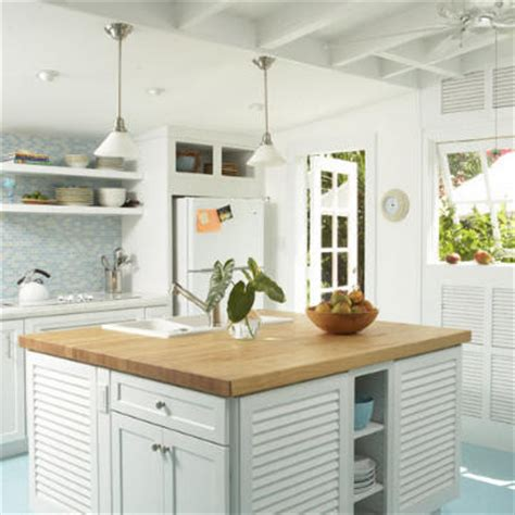 New Kitchen Island by Coastal Theme Home Remodel Creating A New Kitchen