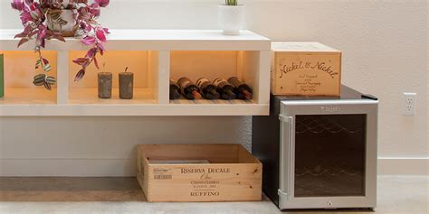 Cooking Wine Shelf by Wine Storage Ideas For Small Spaces Cooking Tool Appliance Reviews
