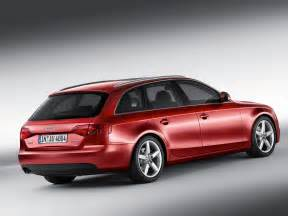 the new audi a4 avant driving in a new dimension