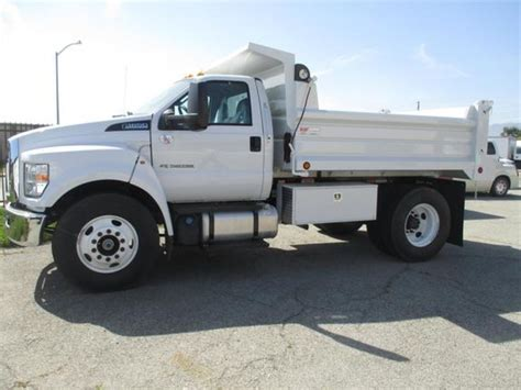 Price Of Ford F650 Truck by Ford F650 Dump Trucks For Sale Used Trucks On Buysellsearch