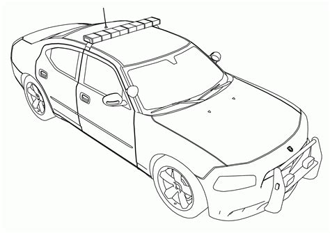 police car coloring page free police coloring page coloring page coloring home