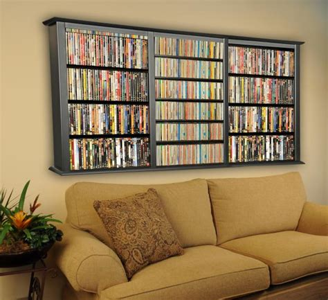 wall dvd shelf wall mounted cabinet triple venture horizon