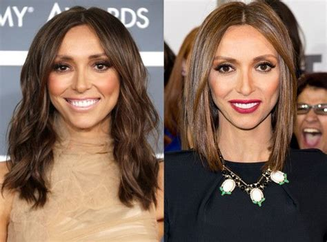 giuliana rancic dyes hair red photo us weekly 215 best bella donna giuliana images on pinterest