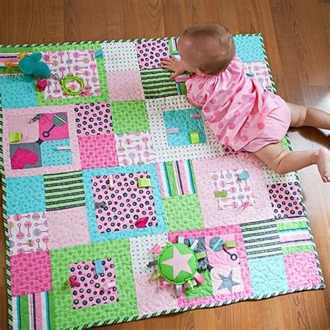 Quarter Baby Quilt Patterns Free by Quarters Are To Collect But Even More To Use