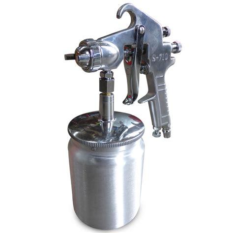 spray painting compressor suction feed heavy duty paint spray gun 600ml 1 4 quot air