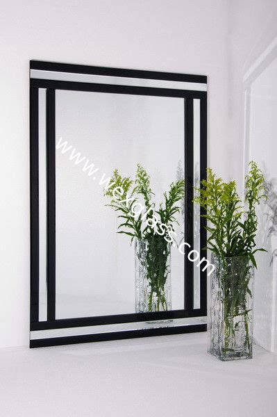 decorative bathroom wall mirrors decorative wall mirrors bathroom mirror white and black