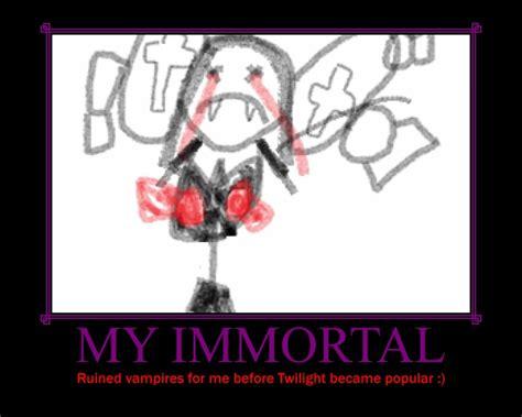 Immortal Meme - rant fanfiction know your meme memes