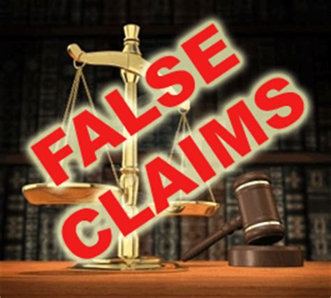 false and fraudulent claims fraud office of inspector claims what is the false claims act