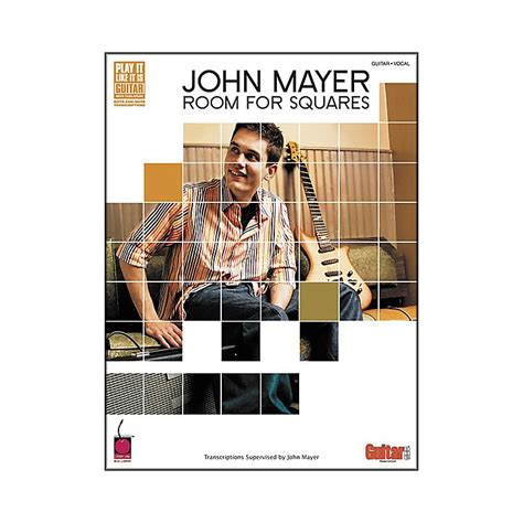 mayer room for squares cherry mayer room for squares guitar tab songbook musician s friend