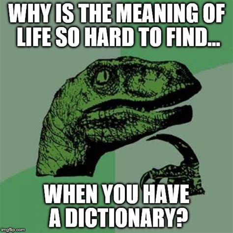 philosoraptor meme imgflip