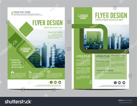 report layout design sles greenery brochure layout design template annual stock