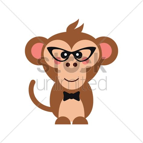 cute monkey png