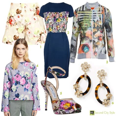 Flower Power Style by Style Sleuth Flower Power Fashion Fountainof30