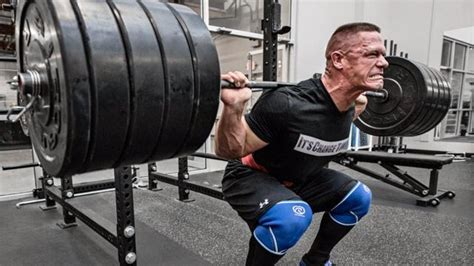 how much can john cena bench press john cena s 8 rules of the gym muscle fitness