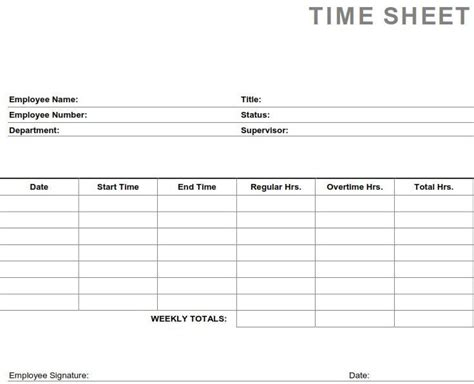 child care sign in sheet template
