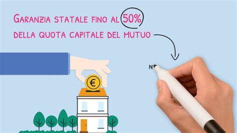 fondo di garanzia per la prima casa fondo di garanzia per l acquisto della prima casa