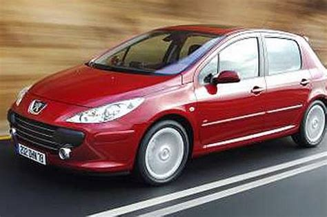 Peugeot 307 The Car That S Worth 163 77 Less Every Seven