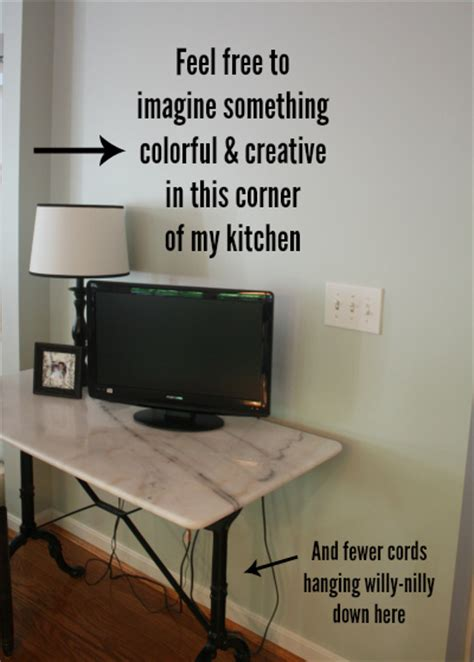 Blank Kitchen Wall Ideas Decorating Indecision And My Big Blank Walls Hooked On