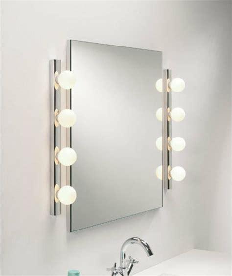 badspiegel mit beleuchtung moderne vorschlaege archzinenet