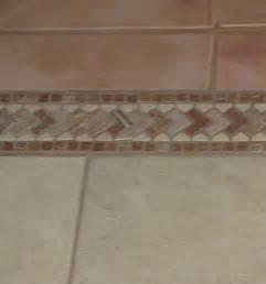 Floor Transition Ideas Ideas For Tile Flooring Transitions Tile Center