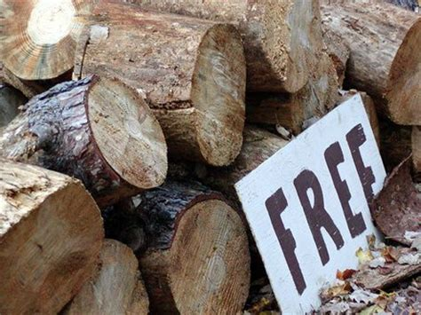 Finding For Free How To Find Free Firewood For A Wood Burning Stove