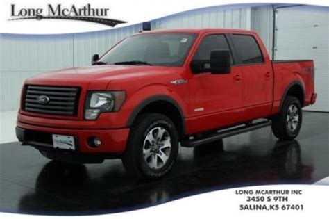 how to sell used cars 2012 ford f150 auto manual sell used 2012 fx4 4x4 super crew used turbo 3 5l v6 24v 4wd in salina kansas united states