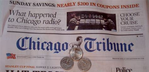 chicago tribune newspaper home delivery deal just 75 per