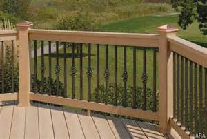 Lowes Banister Deck Railing Here Is Some Elegant Deck Railing W