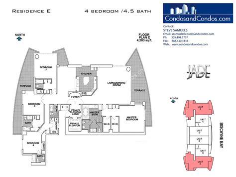 jade brickell floor plans jade condo brickell floor plan floor matttroy
